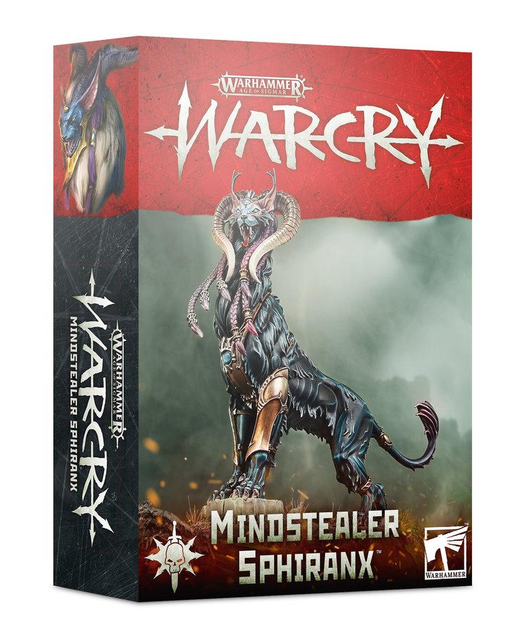 Games Workshop - GAW Warhammer Age of Sigmar: Warcry - Mindstealer Sphiranx - Monster