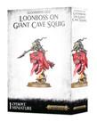 Games Workshop - GAW Warhammer Age of Sigmar - Gloomspite Gitz - Loonboss on Giant Cave Squig