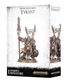 Games Workshop - GAW Warhammer Age of Sigmar - Ogor Mawtribes - Tyrant