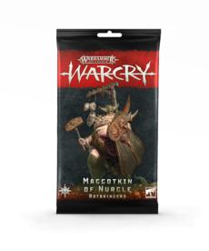 Games Workshop - GAW Warhammer Age of Sigmar: Warcry - Card Pack: Maggotkin of Nurgle - Rotbringers