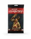 Games Workshop - GAW Warhammer Age of Sigmar: Warcry - Card Pack: Maggotkin of Nurgle - Daemons