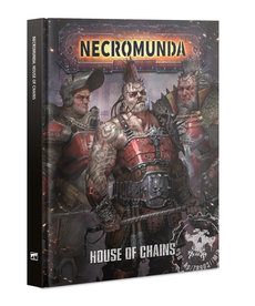 Games Workshop - GAW Necromunda: House of Chains - Expansion