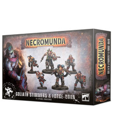 Games Workshop - GAW Necromunda - Goliath Stimmers & Forge-Born - Gangers