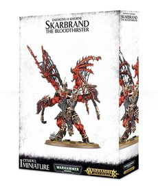 Games Workshop - GAW Warhammer Age of Sigmar - Daemons of Khorne - Skarbrand the Bloodthirster