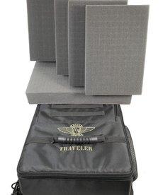 Battle Foam - BAF Universal - Traveler Bag - Pluck Foam Load Out  BLACK FRIDAY NOW