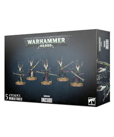 Games Workshop - GAW Warhammer 40K - Drukhari - Incubi