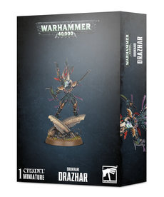 Games Workshop - GAW Warhammer 40K - Drukhari - Drazhar