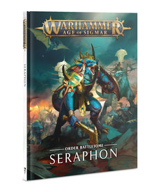 Games Workshop - GAW Warhammer Age of Sigmar - Order Battletome: Seraphon