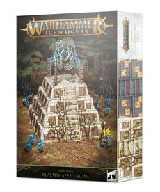 Games Workshop - GAW Warhammer Age of Sigmar - Seraphon - Realmshaper Engine