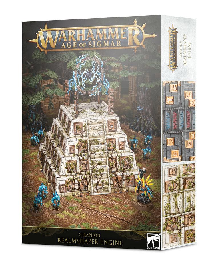 Games Workshop - GAW Warhammer Age of Sigmar - Seraphon - Realmshaper Engine