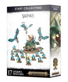 Games Workshop - GAW Warhammer Age of Sigmar - Start Collecting!: Skinks
