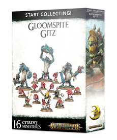 Games Workshop - GAW Warhammer Age of Sigmar - Start Collecting!: Gloomspite Gitz