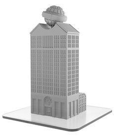 Privateer Press - PIP Monsterpocalypse - Buildings - Media Company
