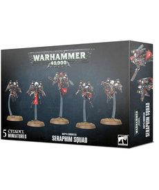 Games Workshop - GAW Warhammer 40K - Adepta Sororitas - Seraphim Squad