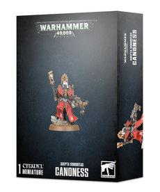 Games Workshop - GAW Warhammer 40K - Adepta Sororitas - Canoness