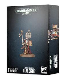 Games Workshop - GAW Warhammer 40K - Adepta Sororitas - Dialogus