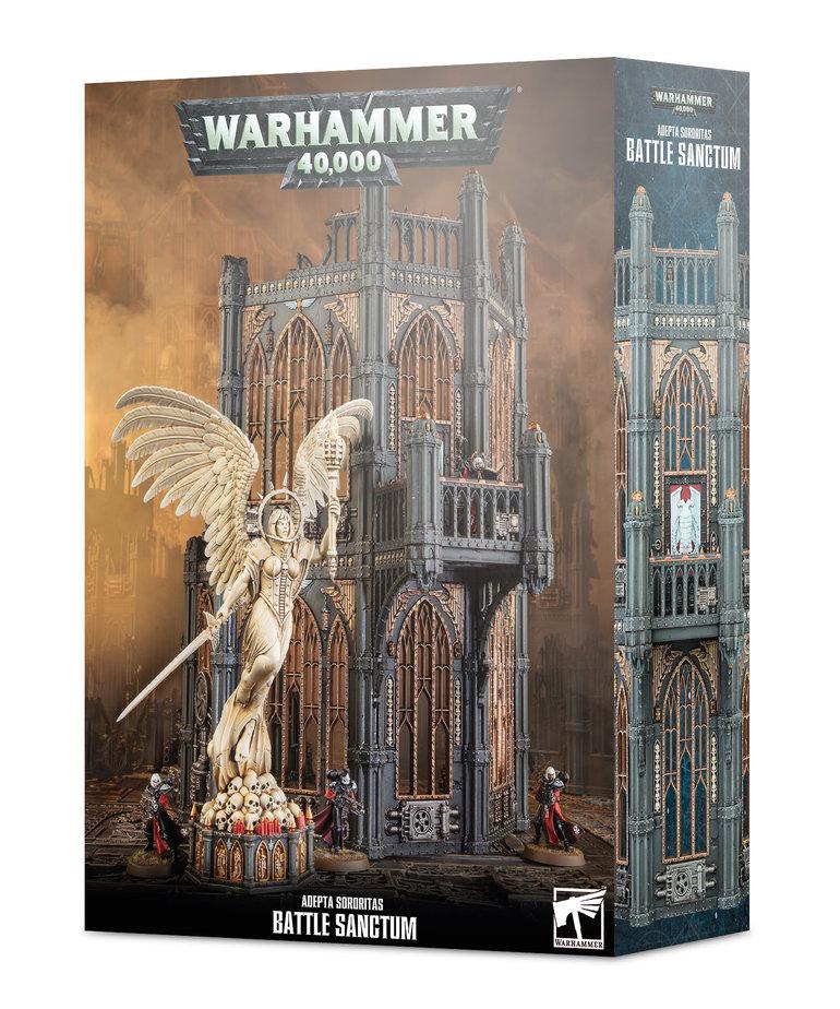 Games Workshop - GAW Warhammer 40K - Adepta Sororitas - Battle Sanctum
