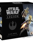 Fantasy Flight Games - FFG Star Wars: Legion - Rebel Alliance - Clan Wren - Unit Expansion