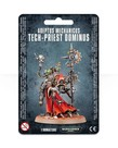 Games Workshop - GAW Warhammer 40K - Adeptus Mechanicus - Tech-Priest Dominus