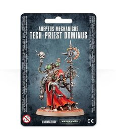 Games Workshop - GAW Adeptus Mechanicus - Tech-Priest Dominus