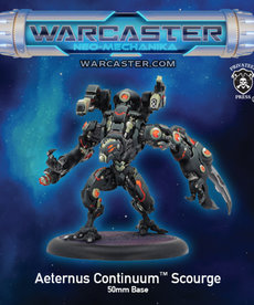 Privateer Press - PIP Warcaster: Neo-Mechanika - Aeternus Continuum - Scourge - Light Warjack (KICKSTARTER - NO REBATE)
