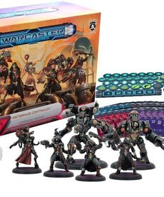 Privateer Press - PIP Warcaster: Neo-Mechanika - Aeternus Continuum - Command Group - Starter Set (KICKSTARTER - NO REBATE)