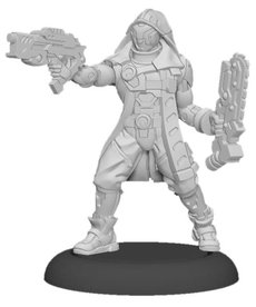 Privateer Press - PIP Warcaster: Neo-Mechanika - Aeternus Continuum - Vassal Reavers - Squad (KICKSTARTER - NO REBATE)