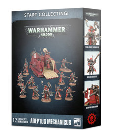 Games Workshop - GAW Warhammer 40K - Start Collecting!: Adeptus Mechanicus