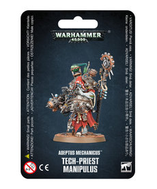 Games Workshop - GAW Adeptus Mechanicus - Tech-Priest Manipulus