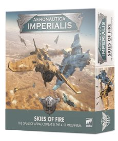 Games Workshop - GAW Aeronautica Imperialis: Skies of Fire