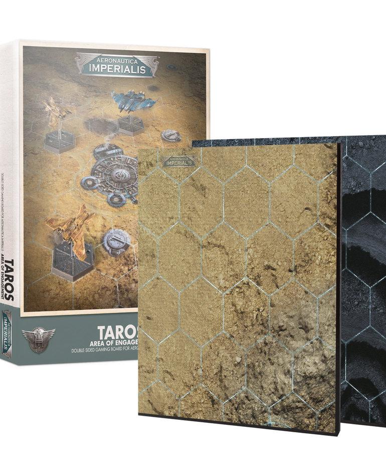 Games Workshop - GAW Aeronautica Imperials - Taros Area of Engagement