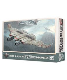 Games Workshop - GAW Aeronautica Imperials - T'au Air Caste - Tiger Shark AX-1-0 Fighter-Bombers