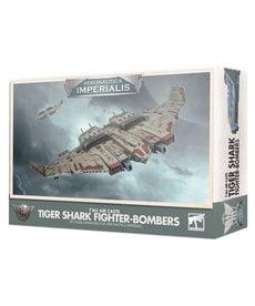 Games Workshop - GAW Aeronautica Imperialis - T'au Air Caste - Tiger Shark Fighter-Bombers