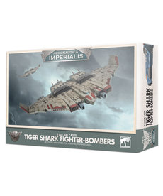 Games Workshop - GAW T'au Air Caste - Tiger Shark Fighter-Bombers