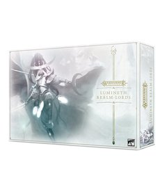 Games Workshop - GAW Warhammer Age of Sigmar - Lumineth Realm-Lords - Army Set