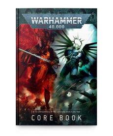 Games Workshop - GAW Warhammer 40K - Core Rule Book