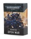 Games Workshop - GAW Warhammer 40K - Mission Pack: Open War