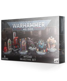 Games Workshop - GAW Battlezone - Objective Set