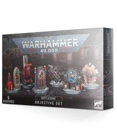 Games Workshop - GAW Warhammer 40K - Battlezone: Objective Set