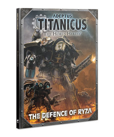 Games Workshop - GAW Adeptus Titanicus - Campaign Book - The Defence of Ryza