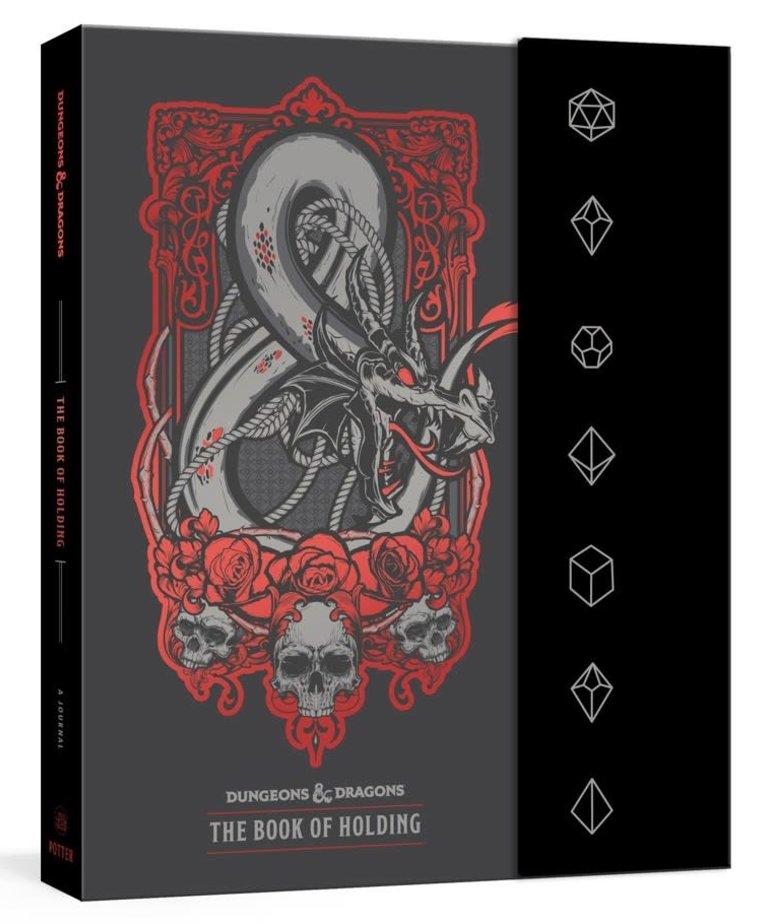 Penguin Random House - RAN D&D: The Book of Holding