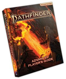 Paizo, Inc. - PZO Pathfinder 2E - Advanced Player's Guide