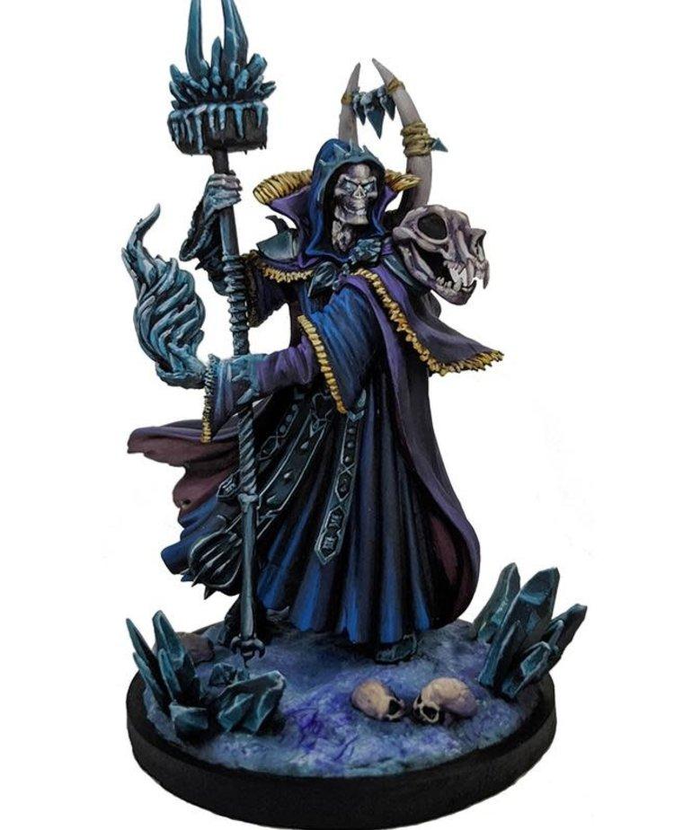 Gunmeister Games - GRG Judgement - Undead - Zhim'gigrak: Undead Necromancer - Aggressor BLACK FRIDAY NOW
