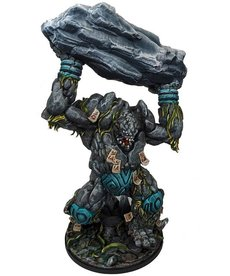 Gunmeister Games - GRG Judgement - Monsters - Terra - Earth Elemental - Summoned