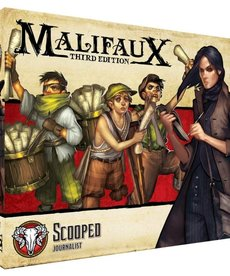 Wyrd Miniatures - WYR Malifaux 3E - Guild - Scooped