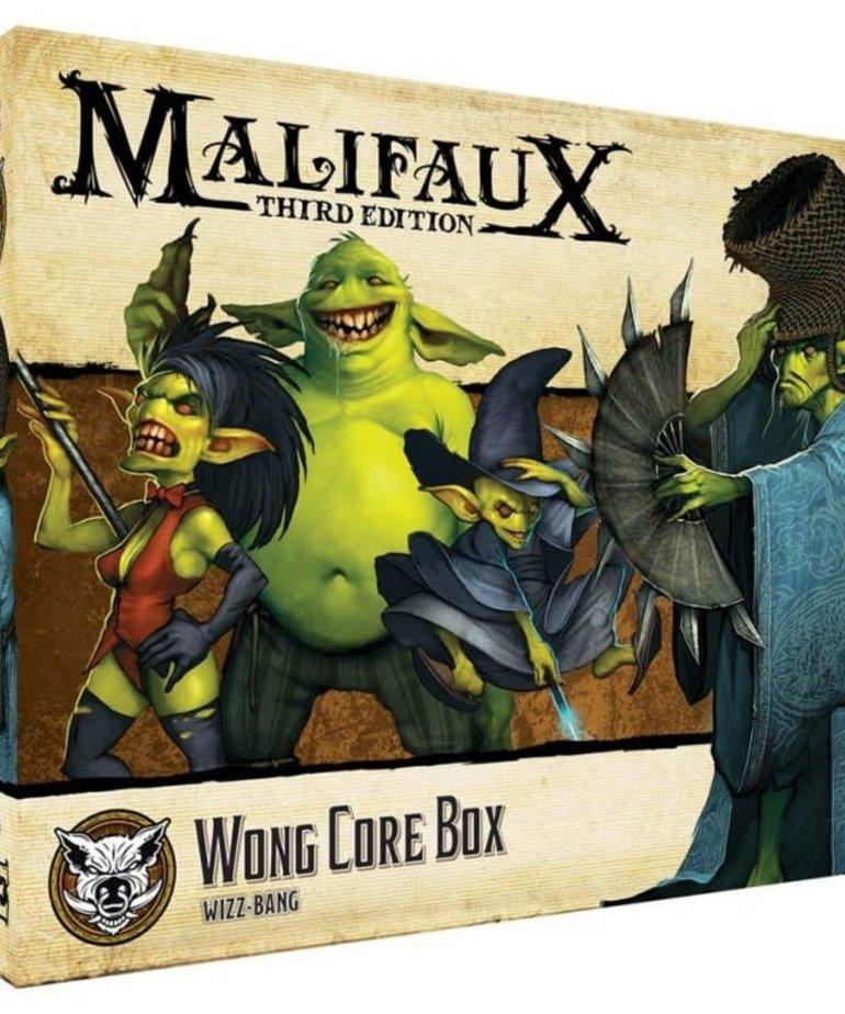 Malifaux 3E - Bayou - Wong Core Box