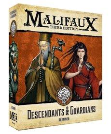 Malifaux 3E - Ten Thunders - Descendants and Guardians