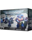 Games Workshop - GAW Warhammer 40K - Space Marines - Assault Intercessors + Paint Set
