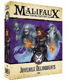 Wyrd Miniatures - WYR Malifaux 3E - Neverborn - Juvenile Deliquence