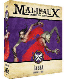 Wyrd Miniatures - WYR Malifaux 3E - Neverborn - Lyssa